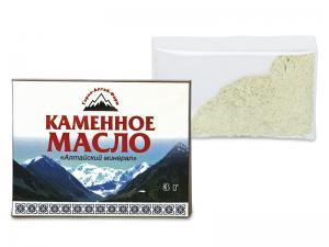 Каменное масло Алтайский минерал,3гр. Г-АФарм