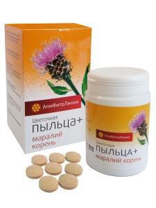 АФК Пыльца+Маралий корень №60*0,55г ПиЧ