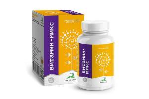 Капсулы Витамин-микс 180шт 70 гр.Вистерра